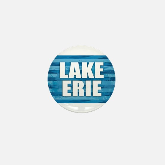 Lake Erie Mini Button