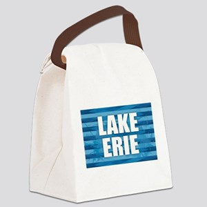 Lake Erie Canvas Lunch Bag