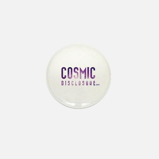 CosmicDisclosure.com Mini Button