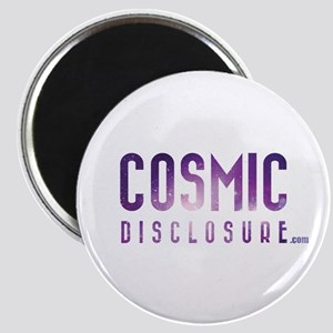 CosmicDisclosure.com Magnets