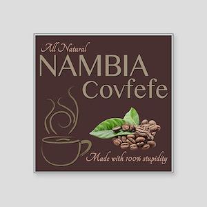 Nambia Covfefe Sticker