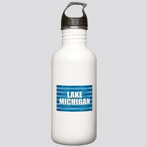 Lake Michigan Stainless Water Bottle 1.0L