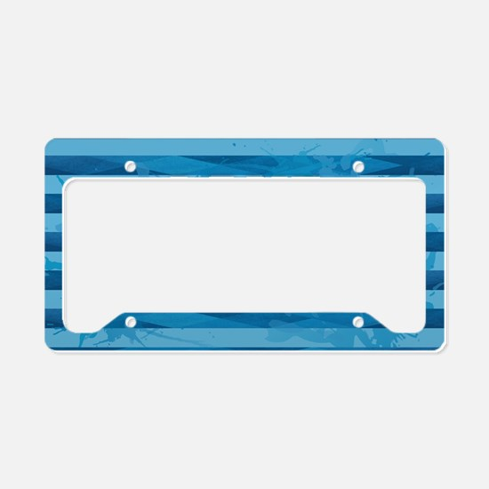 Lake Michigan License Plate Holder