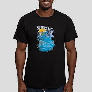 Salt Water Is For Fishing T Shirt T-Shirt