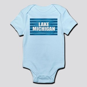 Lake Michigan Body Suit