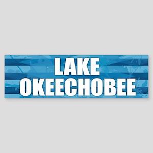 Lake Okeechobee Bumper Sticker