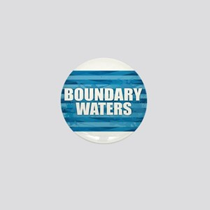 Boundary Waters Mini Button