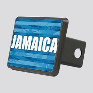 Jamaica Rectangular Hitch Cover
