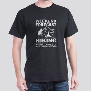 Weekend Forecast Hiking With No Chance Of T-Shirt