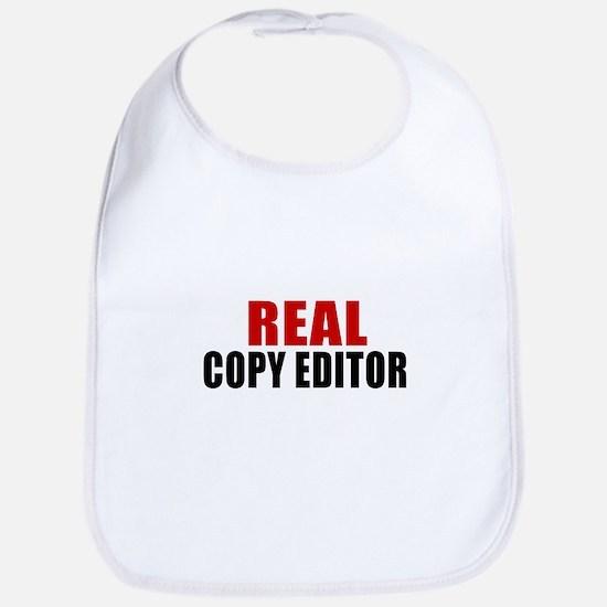 Real Copy editor Bib