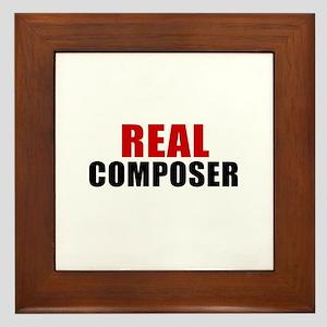 Real Composer Framed Tile