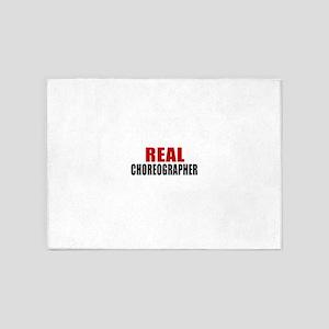 Real Choreographer 5'x7'Area Rug