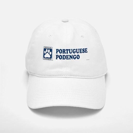 PORTUGUESE PODENGO Baseball Baseball Cap