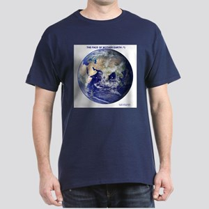 MOTHER EARTH'S FACE Dark T-Shirt