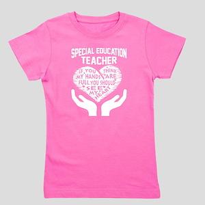 5beb1d4bd57 Special Education Teacher Kids T-Shirts - CafePress