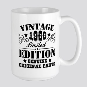 VINTAGE 1966 LIMITED EDITION GENUINE ORIGINAL PART
