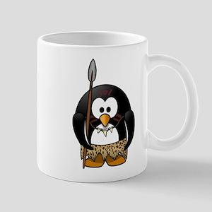 Tribal Penguin Mugs