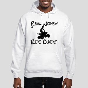 real women Sweatshirt