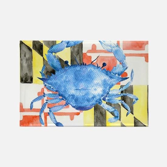 Cool Maryland flag Rectangle Magnet