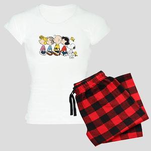 Peanuts Gang Women's Light Pajamas