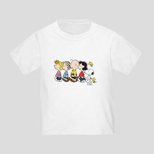 Peanuts Gang Toddler T-Shirt