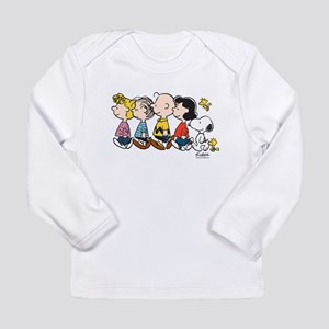 Peanuts Gang Long Sleeve Infant T-Shirt
