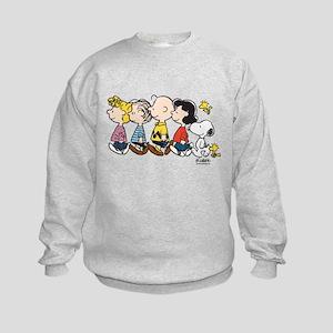 Peanuts Gang Kids Sweatshirt