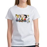 Peanuts gang Women's T-Shirt