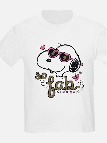 Peanuts So Fab T-Shirt