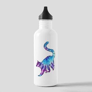 Psychedelic Lemur Water Bottle