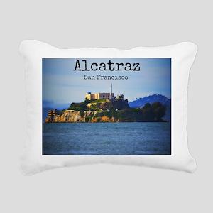 Alcatraz Island San Francisco Rectangular Canvas P