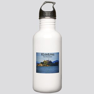 Alcatraz Island San Francisco Water Bottle