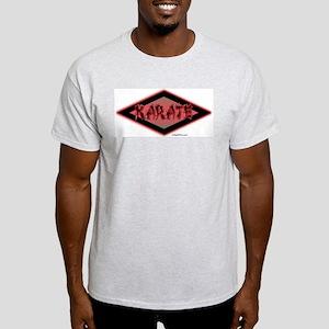 KARATE (diamond) Light T-Shirt