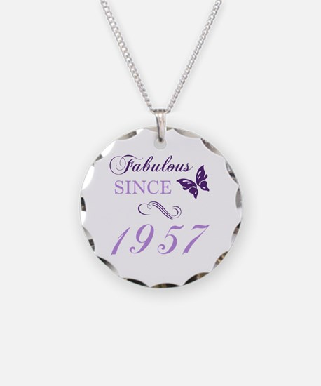 60th birthday for women Necklace