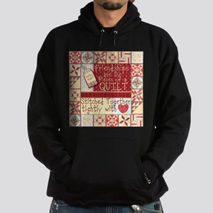 Friendships are Like Quilts Sweatshirt