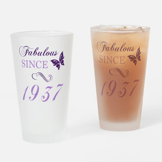 Cool 80 Drinking Glass