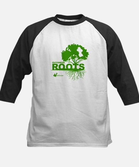 Guyanese Roots Baseball Jersey