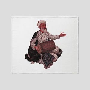 RHYTHM Throw Blanket