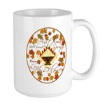 Autumn Second Spring Leaves Mugs