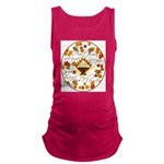 Autumn Second Spring Leaves Tank Top