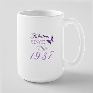Fabulous Since 1937 Mugs