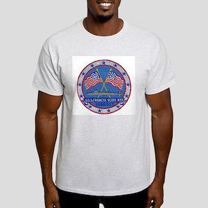 USS FRANCIS SCOTT KEY Creeper T-Shirt