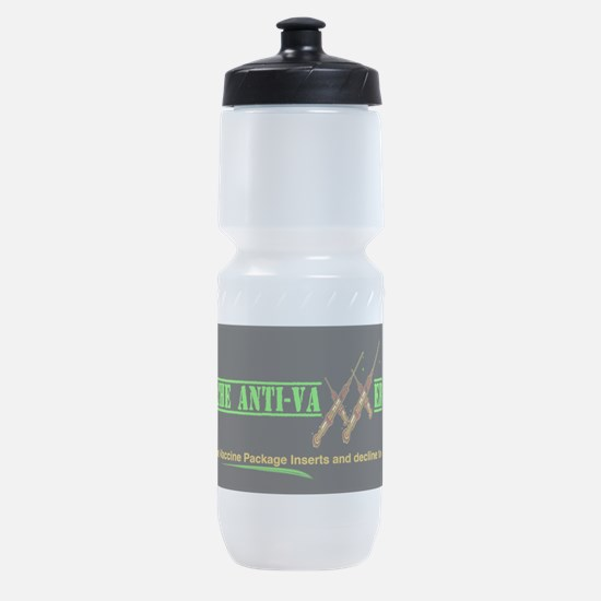 The Anti-Vaxxer™ syringes Sports Bottle