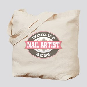 nail artist Tote Bag