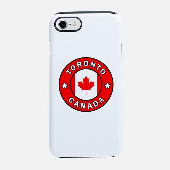 Toronto Canada iPhone 8/7 Tough Case