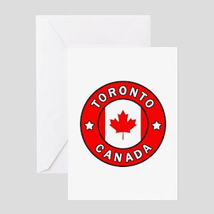 Toronto Canada Greeting Cards