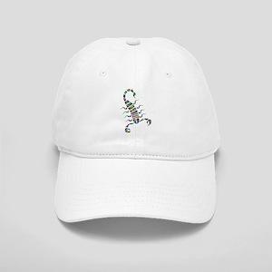 Rainbow Prismatic Scorpion Cap