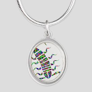 Rainbow Prismatic Scorpion Necklaces