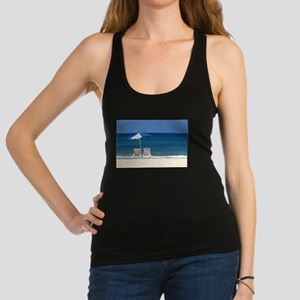 Sun Bed And Beach Tank Top