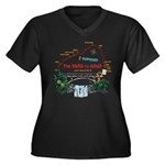 I Survived The Road To Hana Plus Size T-Shirt